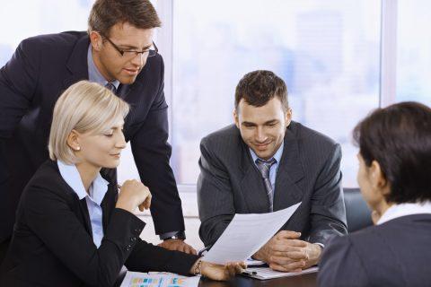 Le développement de la communication d'entreprise